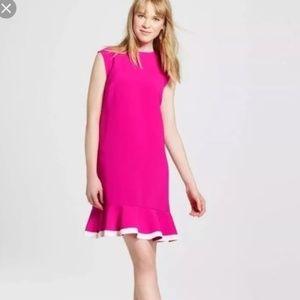 Victoria Beckham for Target Sleeveless Pink Dress